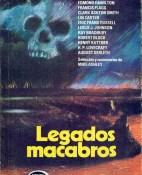 Legados macabros - AA. VV. portada