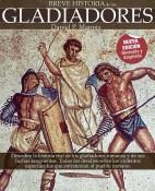Breve historia de los gladiadores - Daniel Mannix portada
