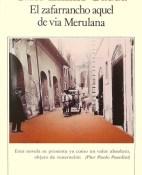 El zafarrancho aquel de Via Merulana - Carlo Emilio Gadda portada