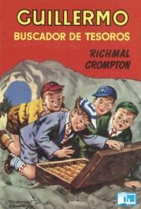 Guillermo, buscador de tesoros - Richmal Crompton portada