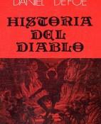 Historia del diablo - Daniel Defoe portada