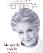 Me quedo con lo mejor - Lola Herrera portada