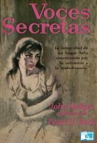 Voces secretas - John Sedges portada