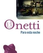 Para esta noche - Juan Carlos Onetti portada