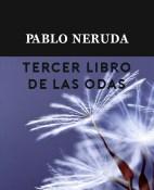 Tercer libro de las odas - Pablo Neruda portada