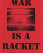 War is a racket - Smedley D. Butler portada