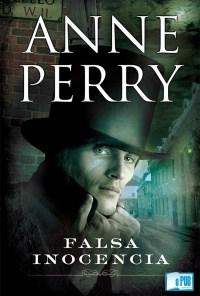 Falsa inocencia - Anne Perry portada