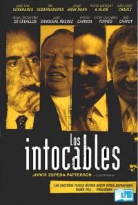 Los intocables - Jorge Zepeda Patterson portada