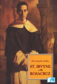 St. Irvyne - Percy Bysshe Shelley portada