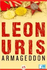 Armageddon - Leon Uris portada
