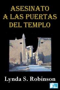 Asesinato a las puertas del templo - Lynda Suzanne Robinson portada