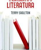 El acontecimiento de la literatura - Terry Eagleton portada