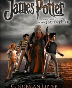 James Potter and the Curse of the Gatekeeper - George Norman Lippert portada