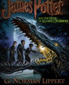 James Potter and the Hall of Elders' Crossing - George Norman Lippert portada