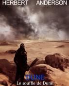 Le souffle de Dune - Brian Herbert y Kevin J. Anderson portada