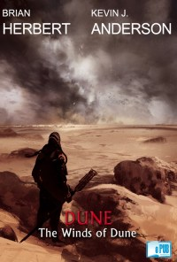 The winds of Dune - Brian Herbert y Kevin J. Anderson portada