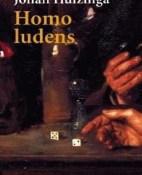 Homo ludens - Johan Huizinga portada