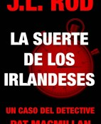 La suerte de los irlandeses - J.L. Rod portada