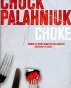 Choke - Chuck Palahniuk portada
