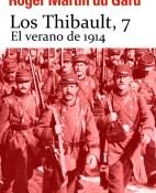 El verano de 1914 - Roger Martin du Gard portada