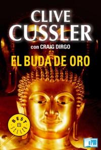 El buda de oro - Clive Cussler y Craig Dirgo portada