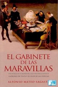 El gabinete de las maravillas - Alfonso Mateo-Sagasta portada