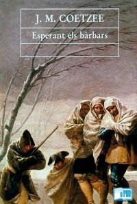 Esperant els barbars - J. M. Coetzee portada
