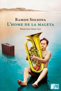 L'home de la maleta - Ramon Solsona portada