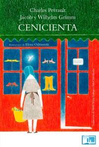 Cenicienta (Ilustrado) - Charles Perrault y Hermanos Grimm portada