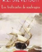 Los traficantes de naufragios - Robert Louis Stevenson y Samuel Lloyd Osbourne  portada