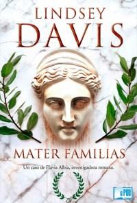 Mater familias - Lindsey Davis portada