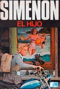 El hijo - Georges Simenon portada