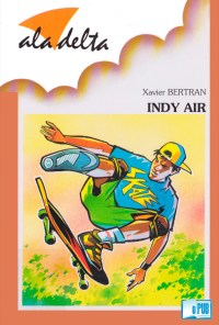Indy Air - Xavier Bertran portada