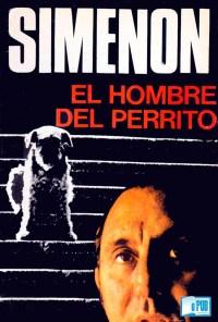 El hombre del perrito - Georges Simenon portada