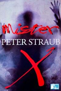 mister-x-peter-straub-portada