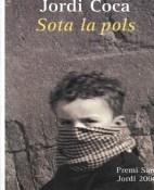 Sota la pols - Jordi Coca portada
