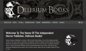 Delirium Books