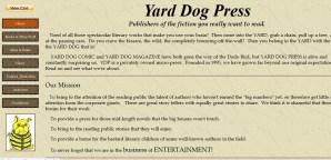 yard dog press