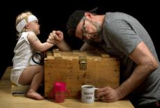 #Humor for #Writers – John Storywriter's Daughter