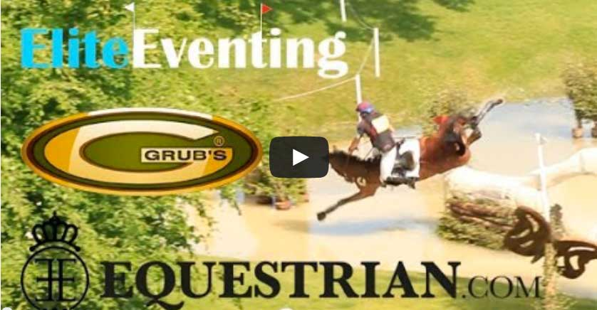Watch Elite Eventing's Cross Country Thrills & Spills of 2013