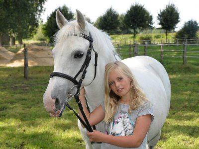 Woman Riding Mini Pony - Bing images