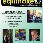 Jérôme et Isa : Les métiers de la Photographie
