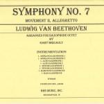 Tutti Crescendo : 7° symphonie de Beethoven