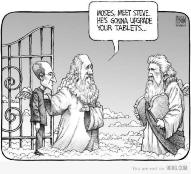 Moses and Steve