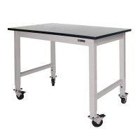 IAC Mobile / Rolling Lab Bench / Table - Epoxy Top - EquipMax