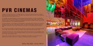 PVR Cinemas | Surat - INDIA