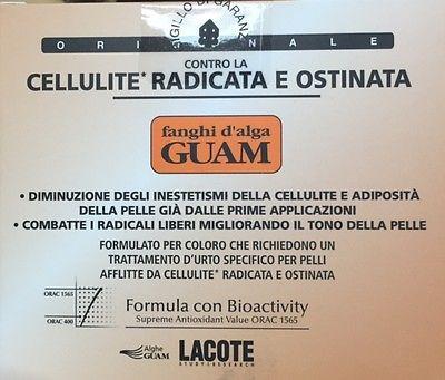 fango guam cellulite ostinata