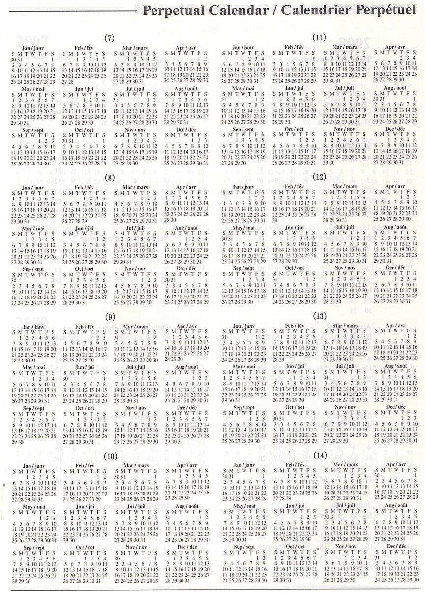 Free Printable Calendars September 2013 Free Printable Calendars For 2018 And Beyond Perpetual Calendar Vertola