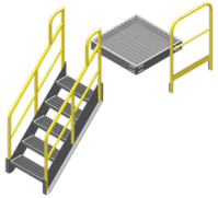 Metal Work Platforms OSHA-Compliant and Ready to Ship ...