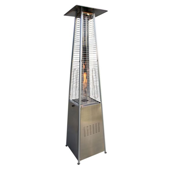 3939dancing Flames3939 Stainless Steel Pyramid Outdoor Patio